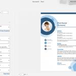 Download Gratis Template Resume Atau CV Menarik Untuk Lamaran Kerja